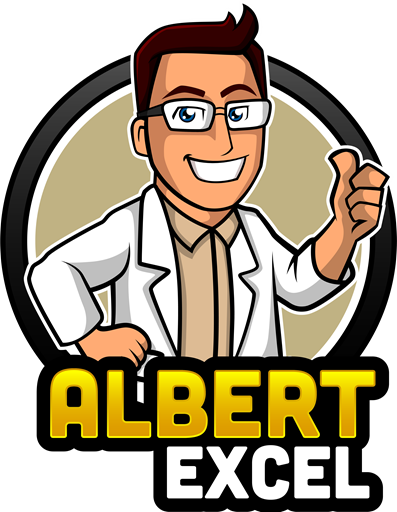 Albert Excel mobile Logo