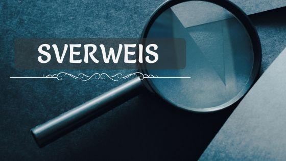 SVERWEIS - Schritt für Schritt erklärt