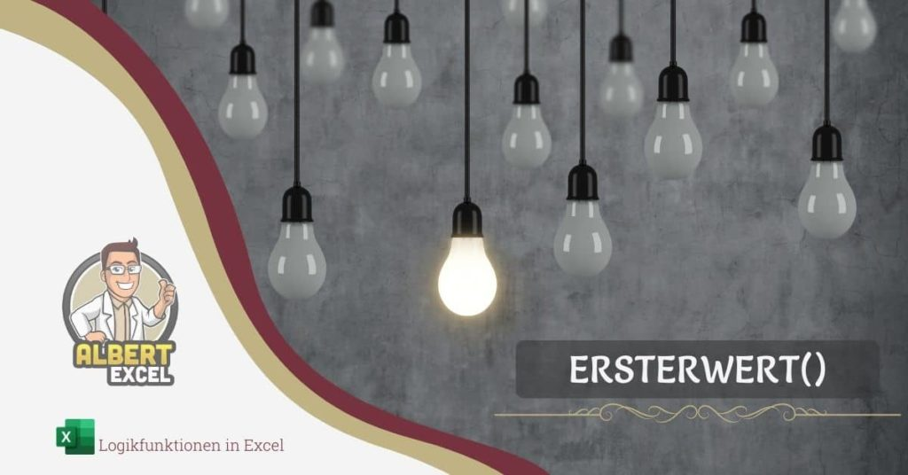 ERSTERWERT Funktion Cover
