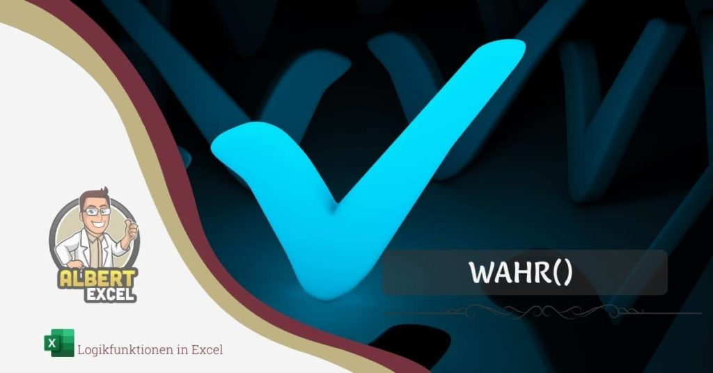 Excel WAHR Funktion Cover