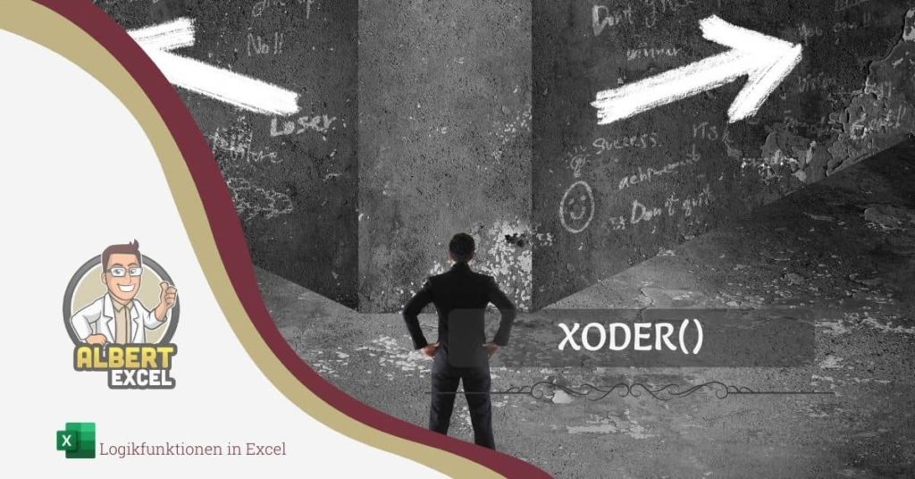 Excel XODER Funktion Cover